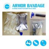 Cinta de reparación de fibra de vidrio con resina Water-Activated Reparación de fugas y roturas en las tuberías