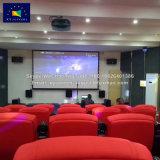 Ecran de projection motorisés de contrôle interne et externe