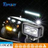 4inch 24V 20W 반점 트럭 LED 작동 빛