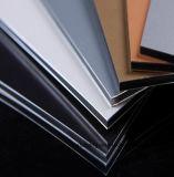 ACP composé en aluminium de panneau de qualité enduite de PVDF