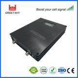 23dBm 3G Repetidor variável frequência ajustável com display digital LED