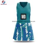 Износ платья Cheerleading пригодности нестандартной конструкции хорошего качества безрукавный для малышей
