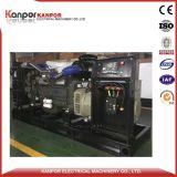 Weichai 200kwへの304kwはつながれたディーゼル発電機セットを指示する