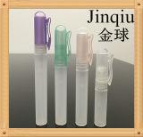 Logotipo barato preço impresso caneta de bolso garrafa spray para promoção