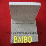 Cuatom Hot Sale Honeycomb plaques du filtre en céramique