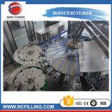 Enchimento concentrado automático do suco de fruta/que faz a máquina