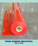 Cortina magnética, cor translúcida da tira do PVC
