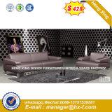 De estilo americano, el aire de cuero sofá reclinable, sofá de cuero (HX-S256)