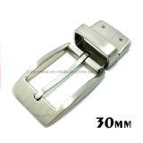 A curvatura de correia reversível do Pin da curvatura da liga do zinco do metal da alta qualidade para o vestido cerca as bolsas das sapatas do vestuário (Xwszd445--Zd461)