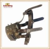 질 실제적인 가죽 Handmade 또는 편리한 개는 재갈을 물린다 (KC0063)
