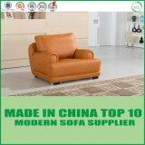 Sofá italiano Relaxing del cuero genuino de Moden para la sala de estar