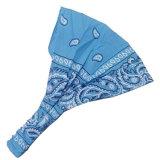 여자의 터번 강선전도 헤드 매듭 머리띠 포장은 매듭을 지어 뒤틀었다