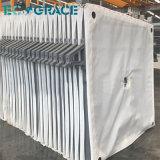 Llevar el mineral de zinc el procesamiento de minerales de tejido del filtro prensa
