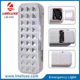30pcs recargables LED de luz de emergencia