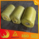 30mm-100mm thermische Wärmeisolierung-Material-Felsen-Wolle-Zudecke für spezielle Form-Bauteile