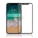 [موبيل فون] إستعمال زجاج يليّن شاشة مدافع لأنّ [إيفون] [إكس] [5د] زجاج مدافع