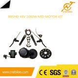 Bafang C965表示との中間モーターキットBbshd 48V 1000W