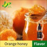 Jugo líquido anaranjado natural el 100% puro de calidad superior del vapor del jugo del sabor E Vaping