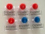 Máquina de la marca del laser de la fibra Fol-10/20/30 para los botones del plástico de Transluent