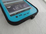 SamsungギャラクシーS4のための防水土の塵の証拠のケースカバー