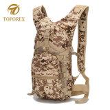 Le Camouflage des sports de plein air de marcher de l'épaule de l'Alpinisme sac à dos Sac militaire de la circonscription de ventilateur