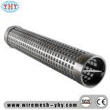 Niedriger Preis-perforiertes Metallaluminiumblatt-Gefäß-Rohr