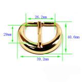 핸드백 (Yk1257)가 의복을%s 최신 판매 금속 아연 합금 하네스 버클 Pin 벨트 죔쇠에 의하여 구두를 신긴다