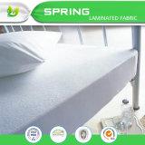 Protector impermeable del colchón de la superficie el 100% de Terry para el hotel