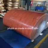 PPGL/PPGI/Color ha ricoperto lo strato d'acciaio del tetto colore/della bobina