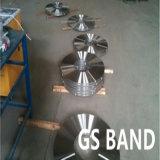 1/2 pouce 301/304 bobine de bande de précision en acier inoxydable