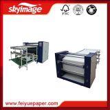 Máquina de calandra por sublimação de tinta multifuncional para impressão por transferência digital