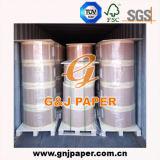 レシート印刷のための100%の木材パルプの熱ペーパー