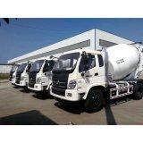 Caminhão do misturador concreto de Foton Rowor 4000liters para a venda