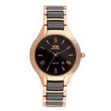 2017 Nieuwe Stijl, Dame Fashionable Quartz Watch Ceramic Horloge, OEM, het Populaire Polshorloge van het Ontwerp