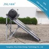 calefator de água solar da placa lisa da pressão da eficiência 200L elevada