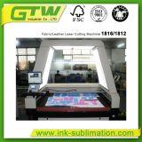 Cortador del laser de la fibra de la venta al por mayor el 1.5m*0.3m para el corte de la tela