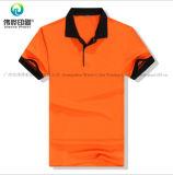 Col polo en coton personnalisés impression vêtement / vêtements