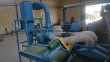 Neumático de goma del polvo del separador grueso de la fibra de Cqf que recicla la máquina