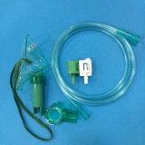 Masque de venturi de l'oxygène de PVC de pente de Medicial avec la bonne qualité