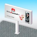 Megaboard de doble cara exterior en vallas de publicidad