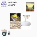 Utilizando Lianhuan líquido M25 de silicona RTV-2 para reproducir el detalle del molde para embarcaciones