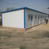 Camera prefabbricata di configurazione di iso del tetto mobile modulare prefabbricato veloce del pendio