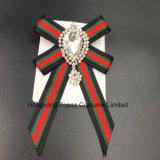 Rhinestone broche pour la vente Rhinestone broche pour les femmes Costume Bowknot Brooch (EB07)