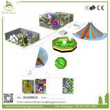 Equipamento interno do campo de jogos do jogo novo do miúdo da aptidão do projeto para a venda