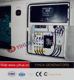 OEM 72.5kVA CumminsのStamfordの交流発電機[20171017k']が付いている無声おおいディーゼル力の電気発電機