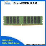 805351-B21 32 ГБ памяти DDR4 DIMM Ecc-Registered ОЗУ сервера 2133Мгц