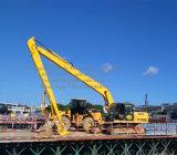 Crescimento e vara longos do alcance Sumitomo Sh130/Sh240 da máquina escavadora nova de 100%