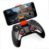 Het nieuwe Controlemechanisme van het Spel Bluetooth voor Mobiele Telefoon met Klem en Kleurrijke Knopen
