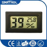 Hochs und Tiefs-Temperatur-Digital-Thermometer-Warnungs-Hygrometer