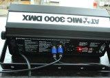 Licht van de Studio van de Stroboscoop 3000W DMX van het Stadium van China het Lichte Lichte Schemerigere voor Kerk